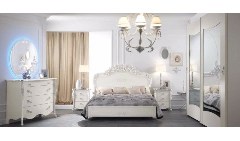 Camere Da Letto Viola : Camera da letto primarosa