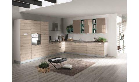 cucina italiana, cucina ad angolo,cucinare,cucina ...