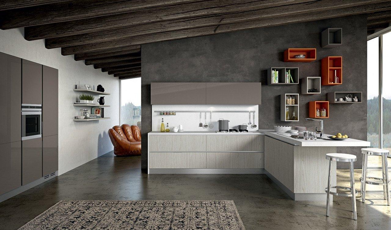 Cucina linea amahome - Divanetti da cucina ...